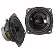PAIRE HAUT PARLEUR HP WOOFER POLYPROPYLENE 50 watts max 8 OHMS 130mm 13cm