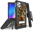 Rugged Tri-Shield Case + Belt Clip for Apple iPhone 11 Pro - Hunter Series