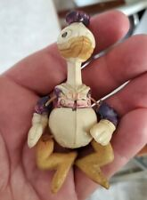 1930's Walt Disney Long Bill Donald Duck Celluloid Jointed Japan