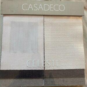 Casadeco - Celeste      - Fabric Sample Book