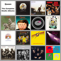 Queen - The Complete Studio Albums - 15 x 180 Gram Vinyl LP's - (New & Sealed)