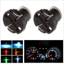 30 Pcs T4.2 5-Color LED Neo Wedge Dash Climate Control Lights Instrument  Lamps