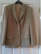 Next Tailored Beige Jacket - size 16