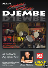 ANYONE CAN PLAY DJEMBE DRUM *NEW* DVD