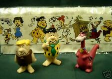 FLINTSTONES CAKE DECORATING SET - decorations / figures
