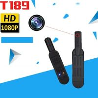 1080P HD Pocket Camera camera Pen Mini Portable Body Video Recorder DVR DV A