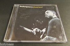 WES MONTGOMERY'S / FINEST HOUR / CD / N MINT