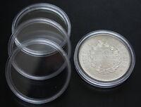 Capsules plastique pour pièces de 50 francs Hercule