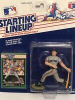 1989 Starting lineup Matt Nokes Baseball figure Card Detroit Tigers toy MLB C