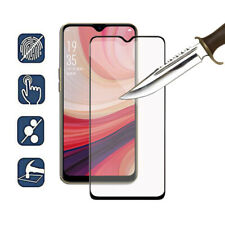 For OPPO 5D HD Tempered Glass Protective Screen Protector Film Anti-fingerprint
