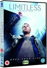 LIMITLESS 1 (2015-2016): NZT-48 Memory Drug Crime TV Season Series UK DVD not US