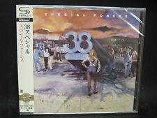 38 SPECIAL Special Forces JAPAN SHM CD Lynyrd Skynyrd Jim Peterik Survivor