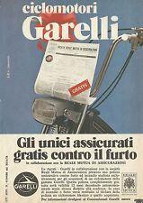 X1293 Ciclomotori GARELLI - Pubblicità 1979 - Advertising