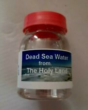 dead sea water 65g rich minerals 100% natural 100% pure from the lowest earth