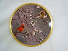 """Lenox """"Spring Glory"""" from Birds of the Garden Coll Numbered & Signed Vgc"""