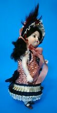 """Antique Bisque Reproduction Mignonette Bru Doll 7 1-2"""" by RubieMae"""