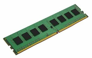 KINGSTON PC / Desktop RAM DDR4 Memory 2400MHz CL17 (KVR24N17S6/4) - 4GB