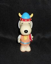 1998 McDonalds International SNOOPY WORLD TOUR - NORWAY Figure Happy Meal Toy