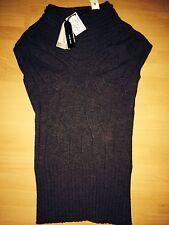 Miss Sixty Long Kleid/Pullover,Gr.M/L,lila,neu mit Etikett
