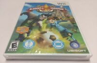 Academy of Champions: Soccer (Nintendo Wii, 2009) NEW
