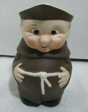 Goebel Friar Tuck Monk Pitcher Creamer W Germany S141/I