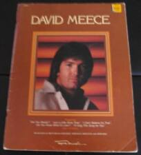 David Meece - RARE Songbook - Tracks from 1st Four Albums - 1980