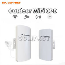 High Power Outdoor CPE 2.4GHz 300Mbps Wireless Access Point WiFi AP Bridge CFUS