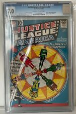 JUSTICE LEAGUE OF AMERICA #6 - CGC 7.0 - ORIGIN & 1ST APPEARANCE OF AMOS FORTUNE