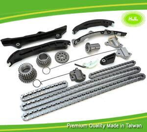 Timing Chain Kit For Fiat Freemont Dodge Durango Jeep 3.6L Pentastar V6 2011-15
