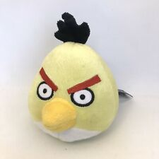 Angry Birds Yellow Bird Soft Plush Toy Mini Character Game Movie