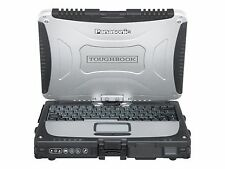 "Panasonic Toughbook CF-19 10.1"" LED Notebook 2.60 GHz 4GB 500GB"