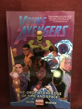 Young Avengers Mic-Drop at the Edge of Time and Space Vol 3 Paperback Marvel