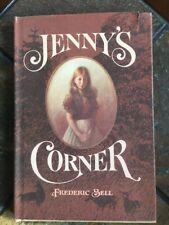 Jenny's Corner Frederic Bell Dust Jacket DJ 1974 1st Edition First