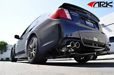 "2015 Subaru WRX Sedan ARK Performance GRiP Catback 3"" Exhaust - Polished Tips"