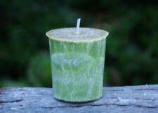 Sampler 20hr CANDY POPCORN Scented Natural VOTIVE Candle Sample Fragrance