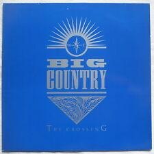 BIG COUNTRY - The crossing - LP > Stuart Adamson
