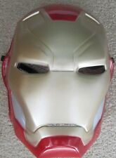 Captain America Civil War Iron Man Adult Face Mask Marvel Rubies 33500