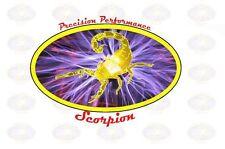 Scorpion Motors Custom Graphics
