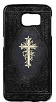 New Christian Cross Bible Pattern Design Back Case Cover For Samsung Note Models