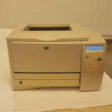 HP LaserJet 2300n Monochrome Laser Printer Page Count 18222