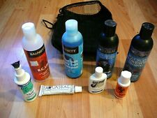 Wetsuit Cleaner , BC cleaner ,Mask defogger,and more in mesh bag carrier