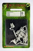 URUK-HAI ORC WARRIORS ORCHI GUERRIERI Signore degli Anelli Lord of the Rings NEW