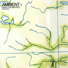 BRIAN ENO AMBIENT 1 MUSIC FOR AIRPORTS REMASTERED CD NEW