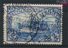 Allemand-sud-ouest de l afrique 21 oblitéré 1900 Expédier  (9137634