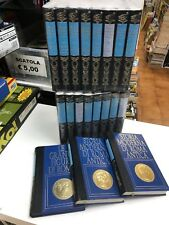 V13 Collezione STORIA MODERNA DI ROMA ANTICA 18 volumi con cofanetto monete