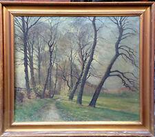 Carl WENNEMOES (1890-1965): Spring Walk