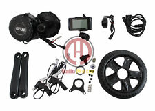 BBS02 48V 750W 8Fun Bafang Mid Drive Motor Electric Bike Conversion Kit BB:68mm