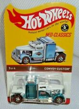 CONVOY CUSTOM Hot Wheels 2016 RLC NEO-CLASSICS Series 14 (#3 of 4) #3431 of 6000
