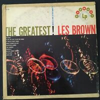 Les Brown And His Band Of Renown - The Greatest! 1958 Jazz LP Vinyl Record