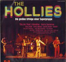 "THE HOLLIES ""THE AIR THAT I BREATHE"" LP  POLYDOR  CLUB EDITION 15197 7"